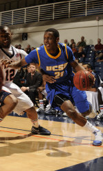 Nunnally, Joyner Lead Gauchos Past Fullerton, 86-71