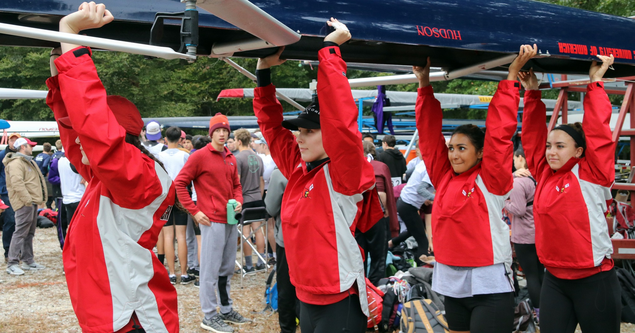 High Winds Cancel Saturday's Rowing Regatta at St. Mary's