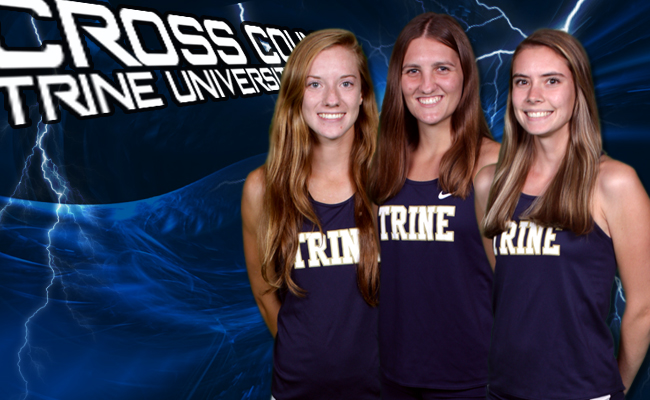 Trine Women Place Third at MIAA Championship