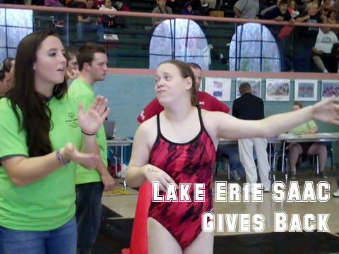 SAAC Gives Back At Special Olympics This Holiday Season (Video Feature)
