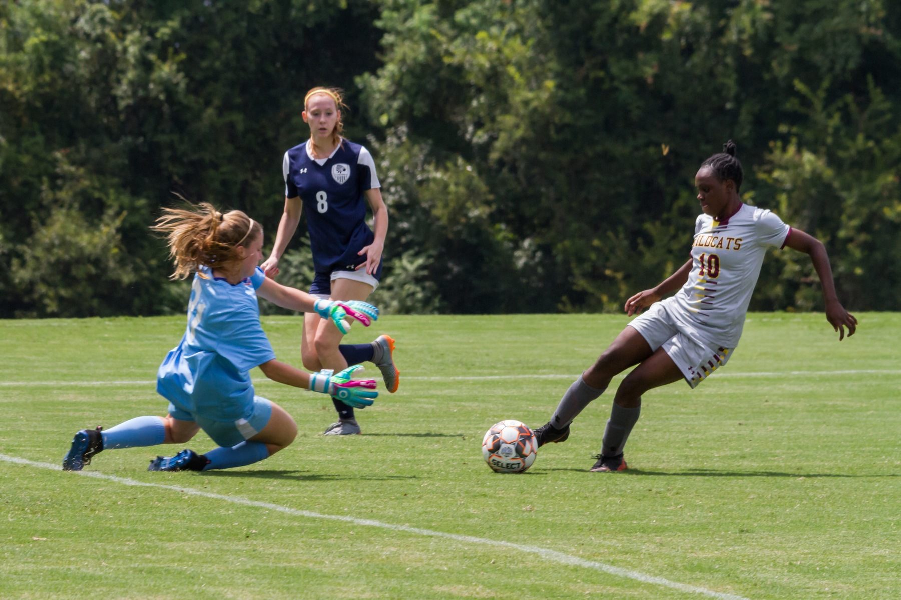 Rena Gordon nets another goal as PRCC falls to No. 12 Holmes