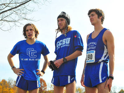 Men's and Women's Cross Country Competes at NCAA New England Regional