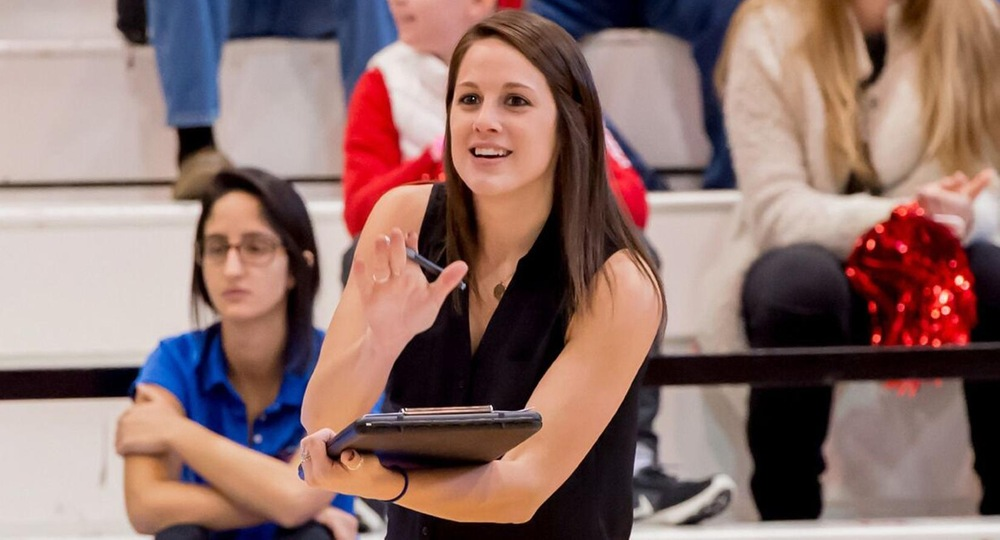 Kelly Svoboda Joins Volleyball Staff