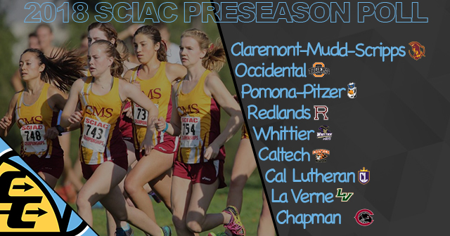 CMS Headlines 2018 SCIAC Preseason Poll
