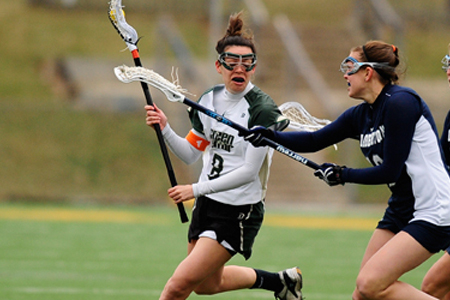 Ferruzzi keys first half that leads McDaniel to 12-11 win at Lycoming