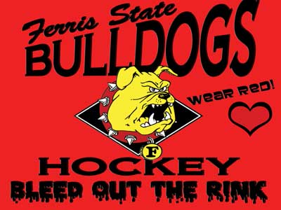 """Bleed Out The Rink"" For FSU Hockey Friday!"