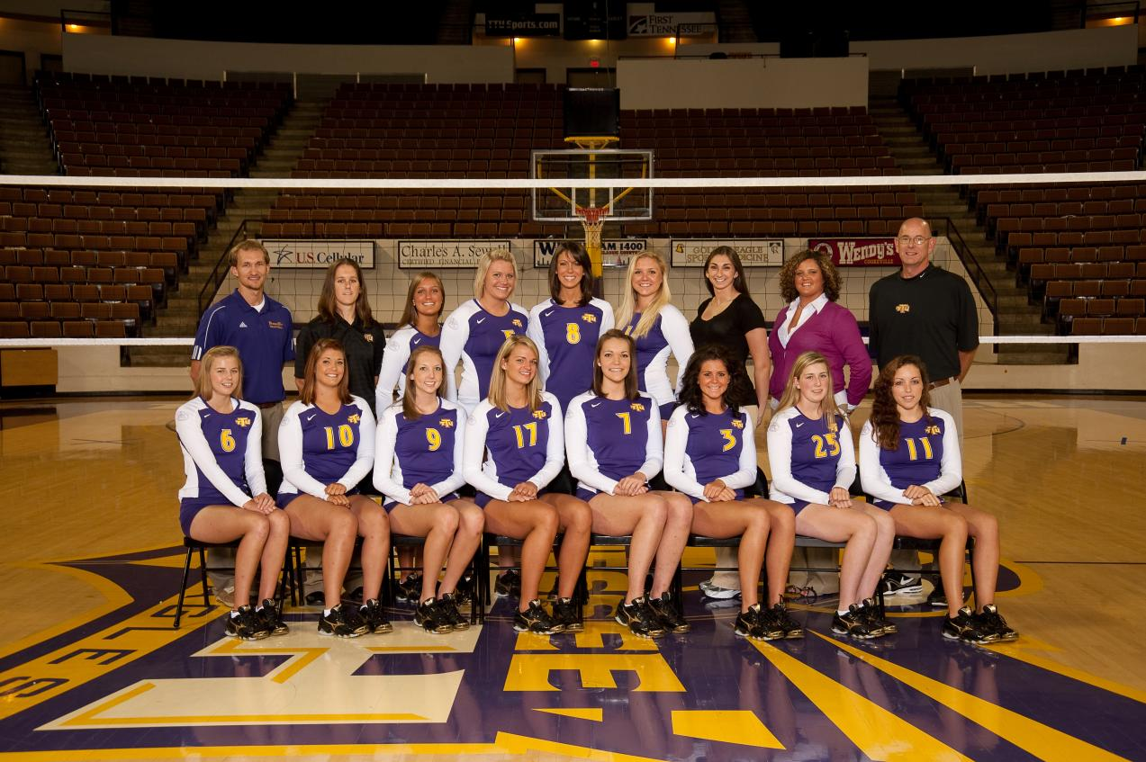 Volleyball team kicks off 2010 campaign at the Clemson Invitational