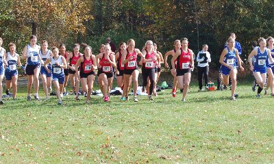 CUA Finishes Third at Generals' Invitational