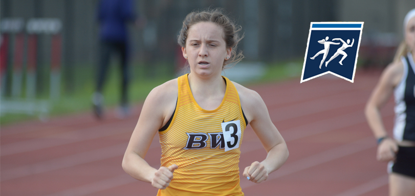 Sophomore All-OAC distance runner Kelly Brennan earned All-America status with a sixth place finish in the 800 at the NCAA Championships