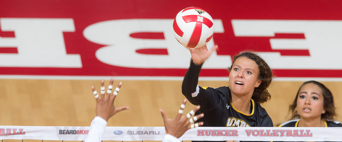 Oral Roberts Sweeps Volleyball to Conclude Ameritas Players Challenge