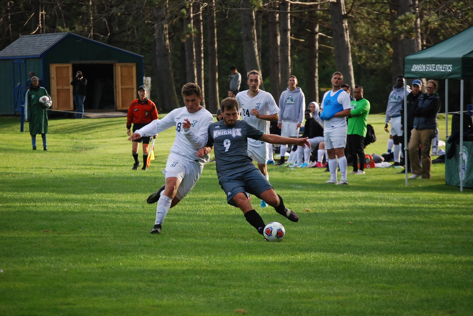Men's Soccer falls in Home Conference Opener