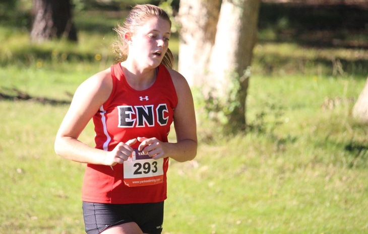 Women's Cross Country Places Fifth at Roger Williams Invitational