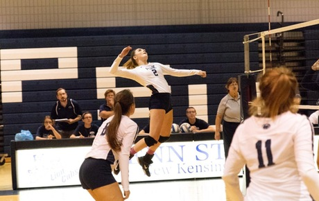 New Kensington Volleyball Puts up Fight Against York