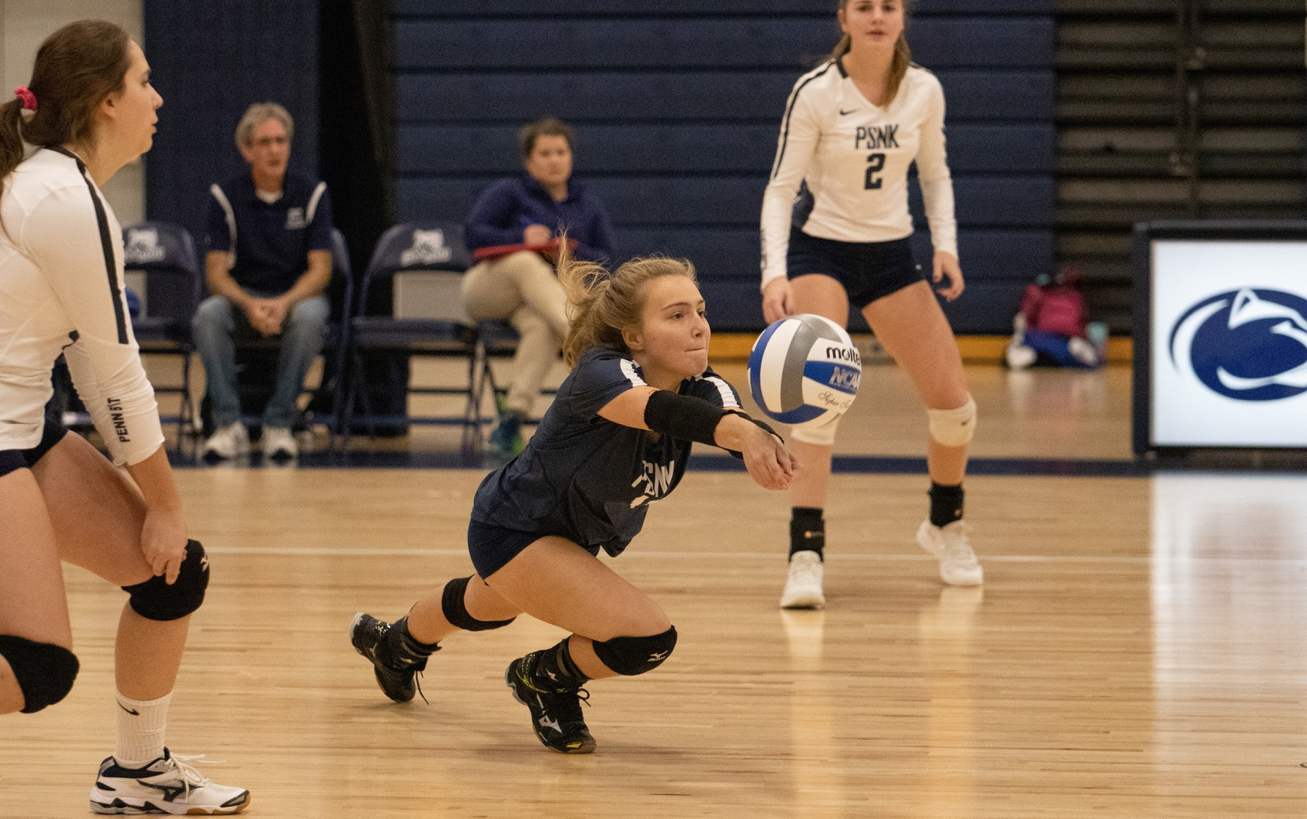 New Kensington falls to first-place PSU Fayette