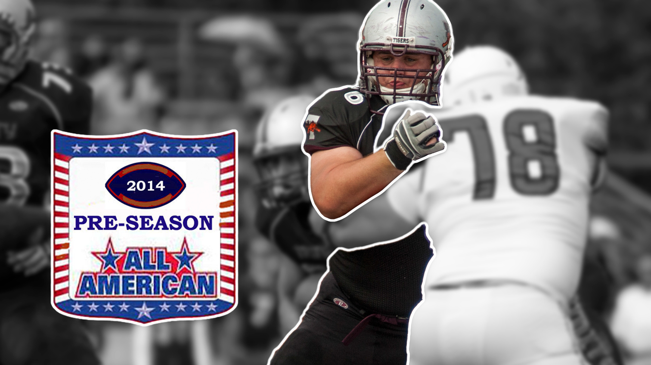 SCAC Has Nine Named to USA Football Pre-Season All-America Team