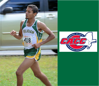 Huggins-Filozof Makes All-CACC Cross-Country Team