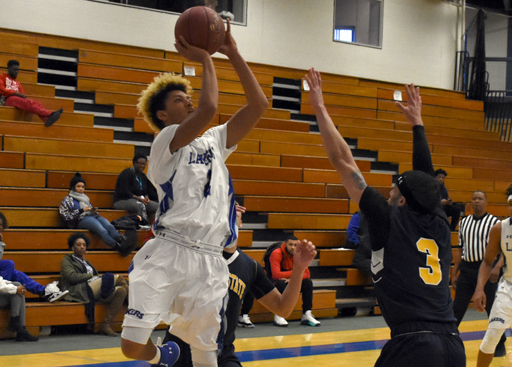 No. 18 Lakeland storms back in second half to top Clark State, 87-77