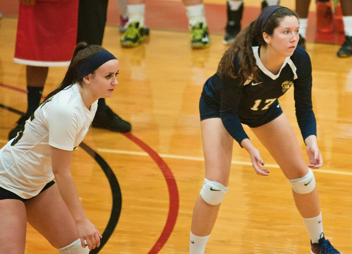 MASCAC Road Tri-Match on Docket for Volleyball Saturday