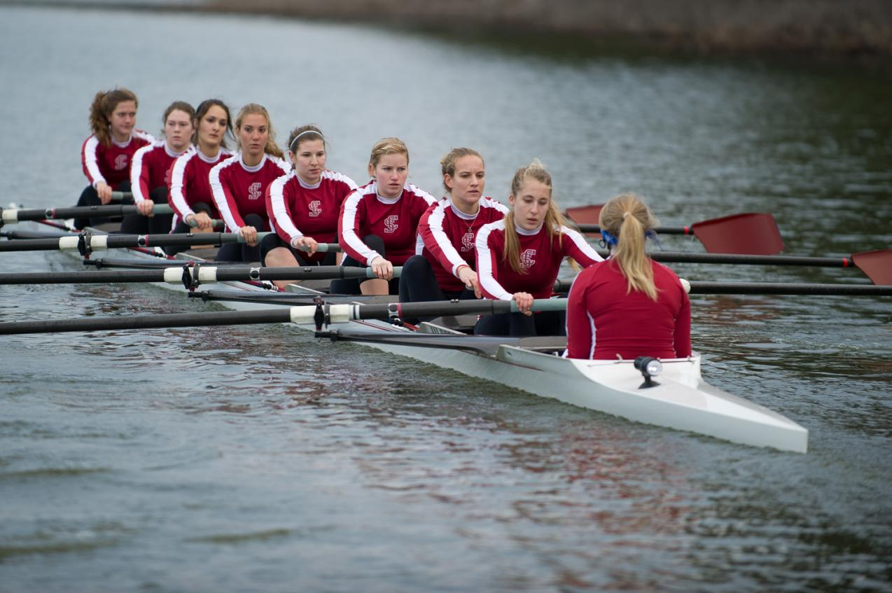 Attention Female Athletes: Rowing Actively Recruiting for 2011-12