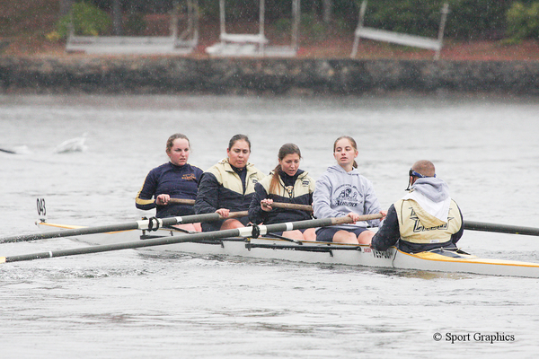 Crew Squads Enjoy Busy Weekend Of Competition At Clark, Great Herring Pond In Pair Of Regattas