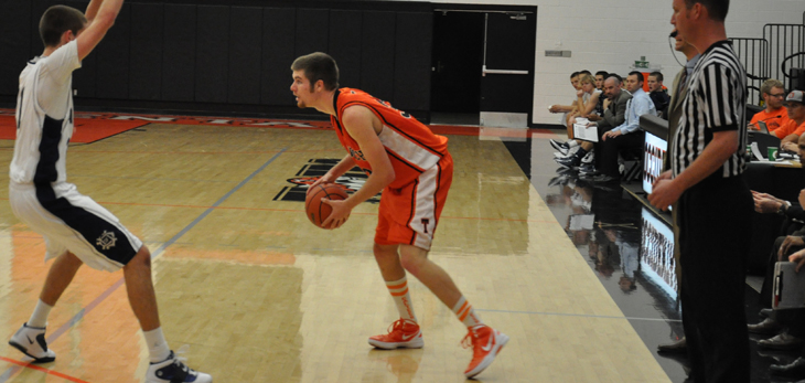 Beavers Fall in Road Finale of 2013