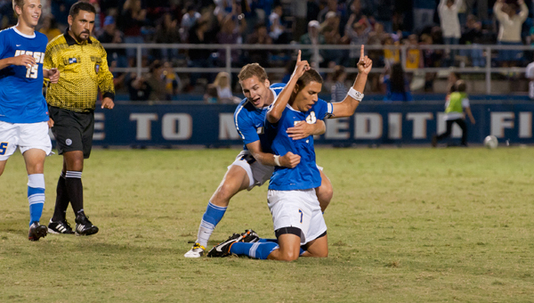 Trio of Gauchos Feature For MLS Sides Over the Weekend