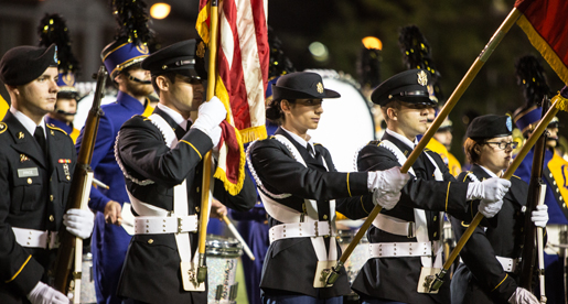 Military, Public Safety Appreciation Day is Saturday in Tucker Stadium