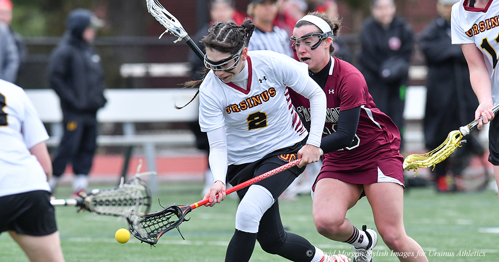Early Burst Guides Women's Lax Past Garnet
