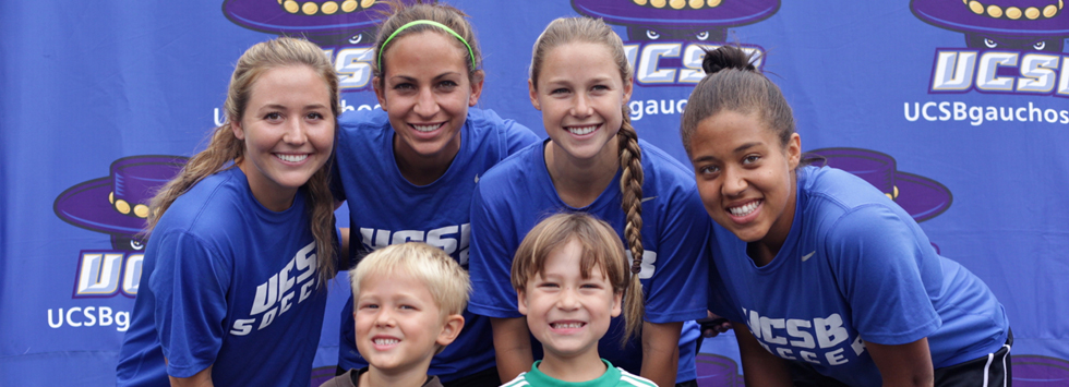 Meet The Gauchos At The Kids Expo!
