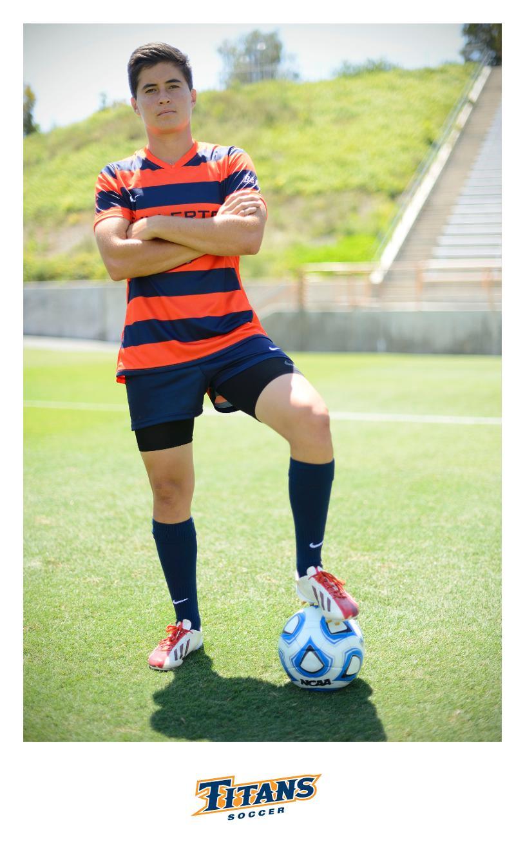 984812e8ffa Rebecca Wilson in Fullerton s 2013 home jersey · Photo for 2013 Titan  Soccer Uniforms image 7. ATHLETICS TICKETS
