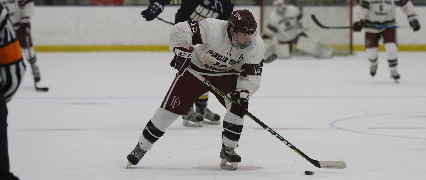 Men's Ice Hockey Unable to Hold Third-Period Lead in 5-4 (OT) Loss to Post