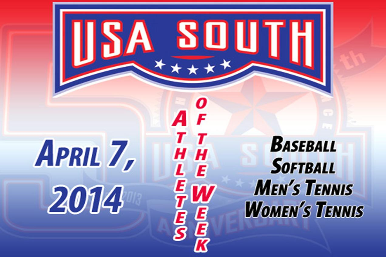 Goshorn named USA South Softball Player of the Week