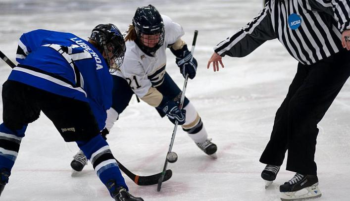 Women's Hockey Opens Season Friday at Home