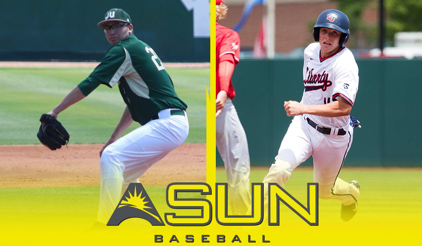 Liberty's Embry, Jacksonville's Jones Claim @ASUNBSB Weekly Accolades