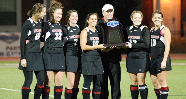 """Seventh Heaven"": Hornets Bring Home ODAC Title, All-ODAC Tourney Team Announced"
