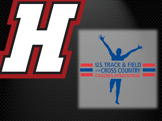Balmer and Rainey earn USTFCCCA all-academic recognition