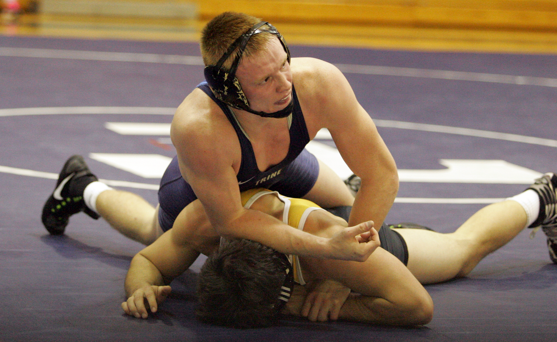 Thunder Wrestlers Compete at Pete Wilson Invitational