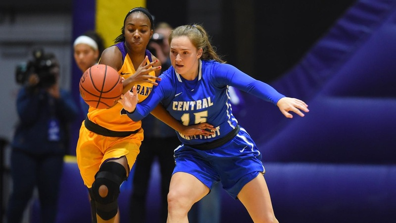 Women's Basketball Records Season-High 11 Steals, Earns First Home win Over UNH 56-47