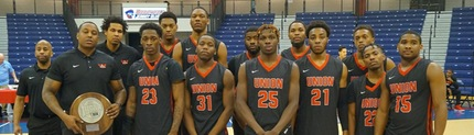 Union Men's Basketball Falls in Championship Game
