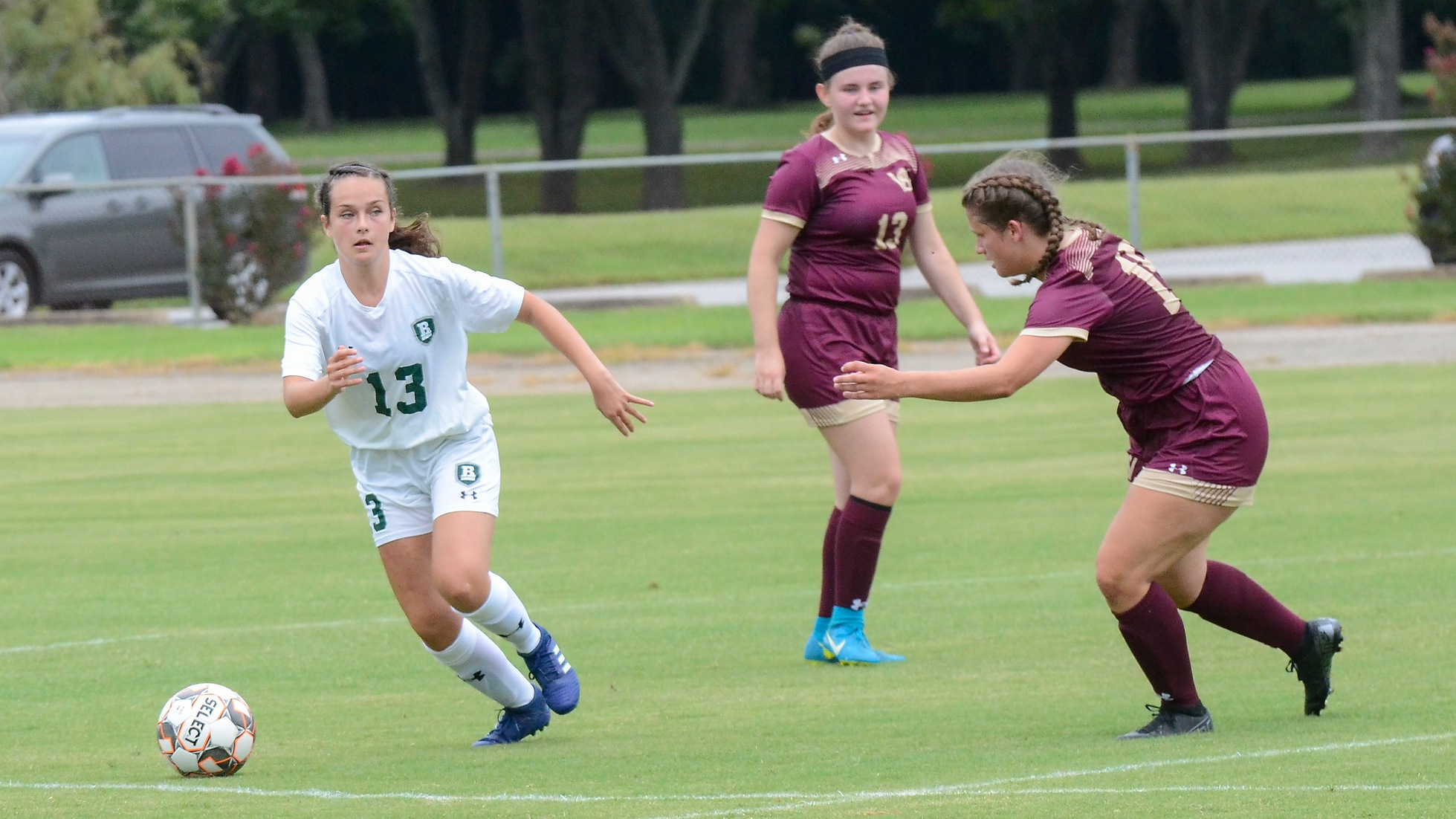 Women's Soccer Drops Road Game against Cape Fear