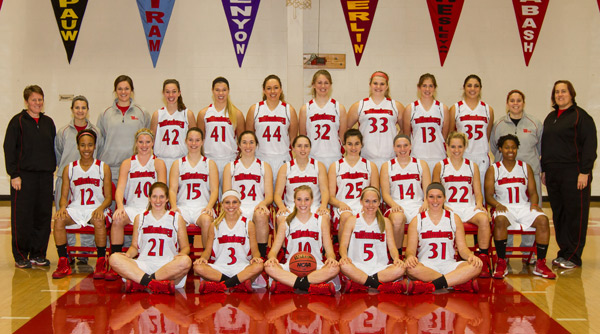 2013-14 Wittenberg Women's Basketball