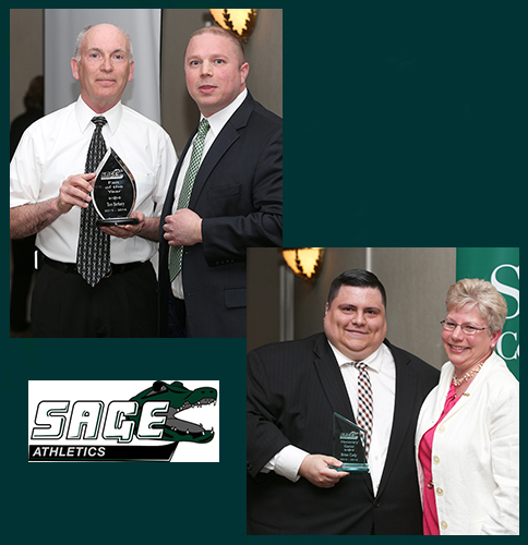 Sage honors Brian Cady and Tom Berkery with Awards!