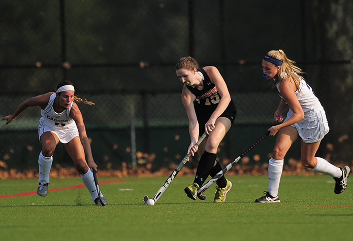 Field Hockey Powers Past Immaculata, 5-0