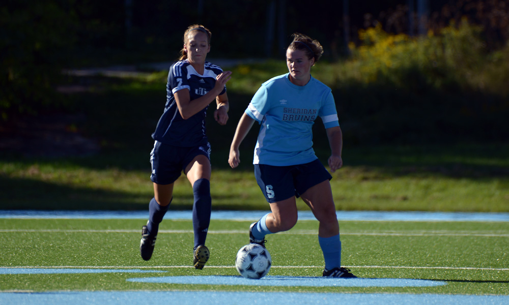 Women's soccer close regular season with win over UTM
