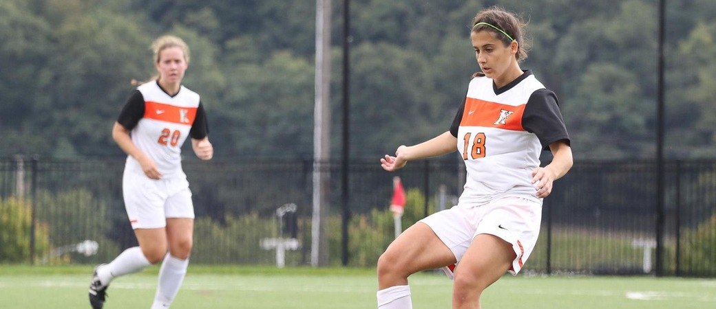 Women's Soccer falls at home to Olivet