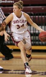 Women's Hoops Falls 55-37 At UCSB