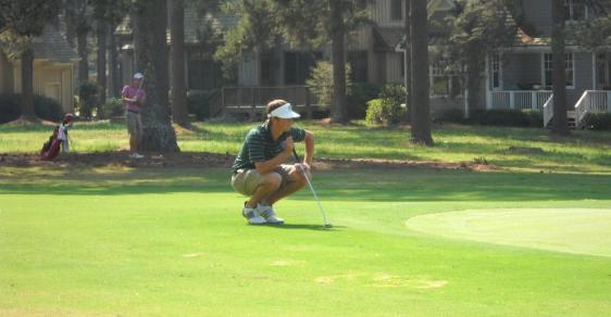 #25 GC Golf Fifth at Bobcat Intercollegiate Day One