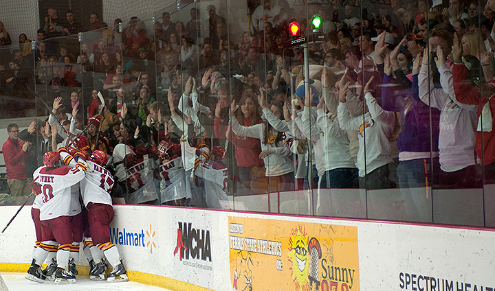 Saturday's Home Hockey Game Officially SOLD OUT! Purchase Tickets Now For Friday Night!