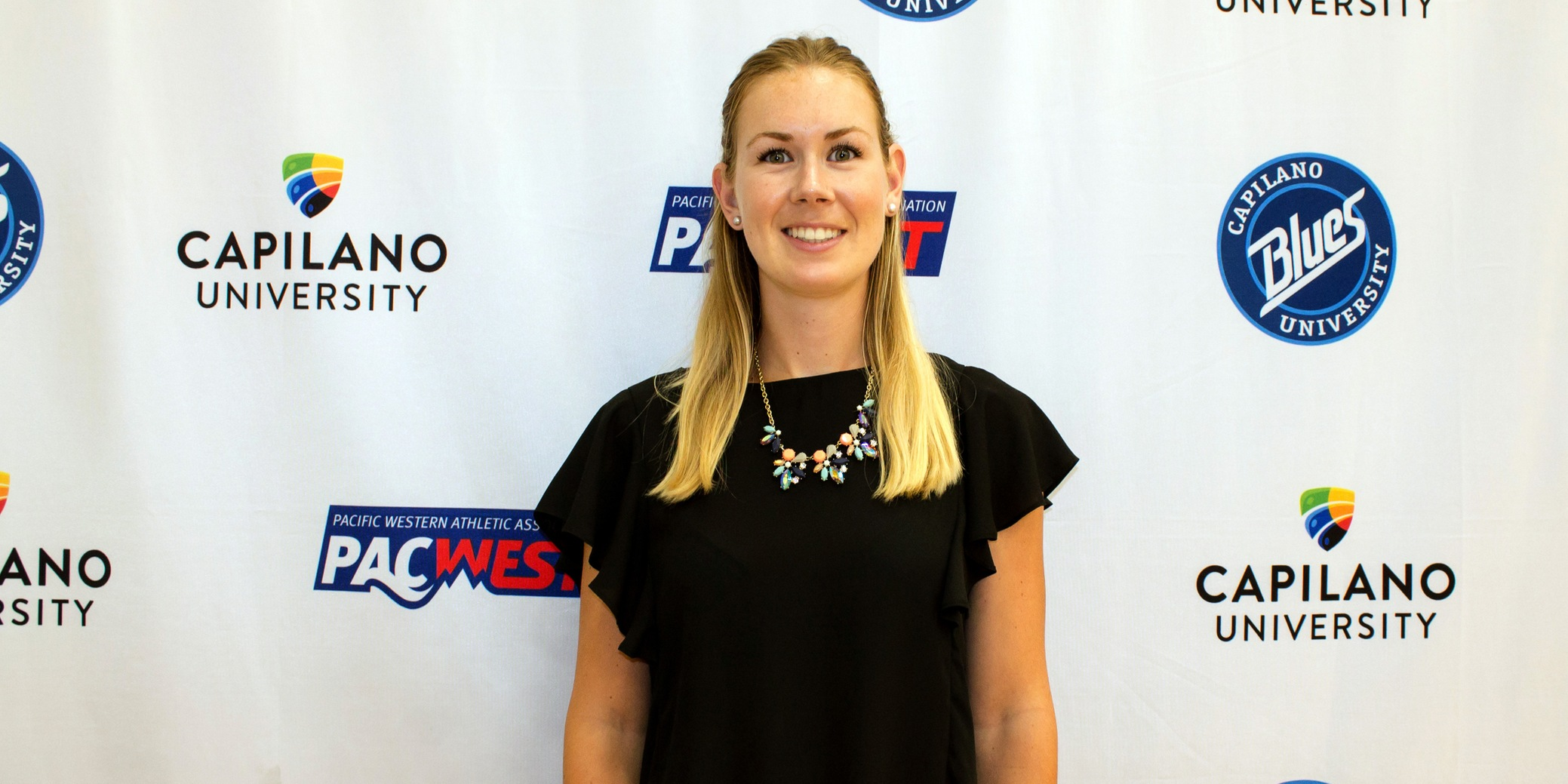Alison Funk - Newest member of the Department of Athletics and Recreation