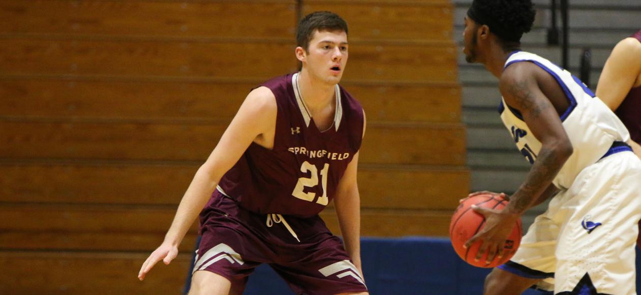 No. 7 Men's Basketball Grinds Out 89-81 Victory At Keene State